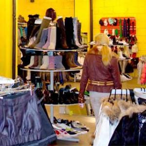 Магазины одежды и обуви Измайлово