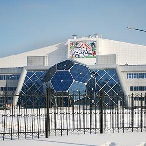 Спортивные комплексы Измайлово