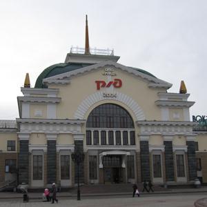 Железнодорожные вокзалы Измайлово
